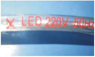 Guangdong led factory,led strip fixture,110-240V AC LED neon flex light 11, 2-i-1, KARNAR INTERNATIONAL GROUP LTD