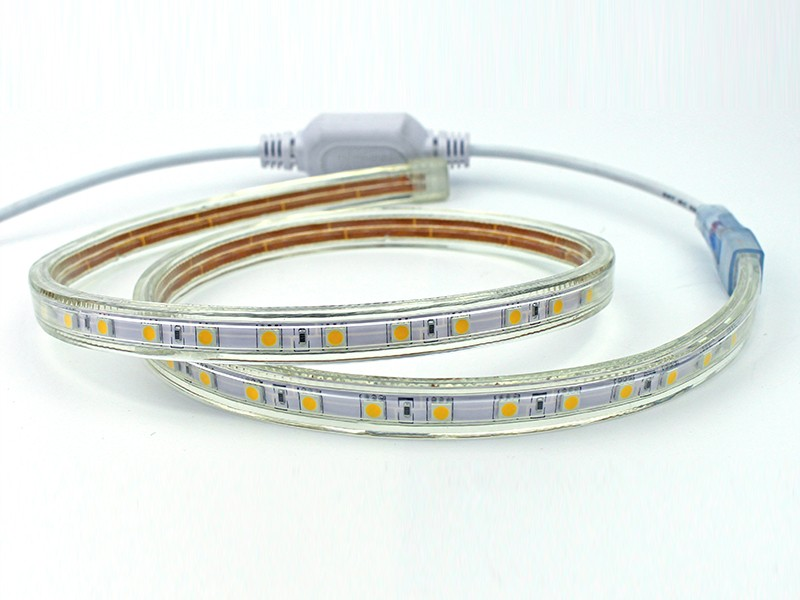Guangdong vodio tvornicu,na vrpcu,110 - 240V AC SMD 2835 LED ROPE SVJETLO 4, 5050-9, KARNAR INTERNATIONAL GROUP LTD