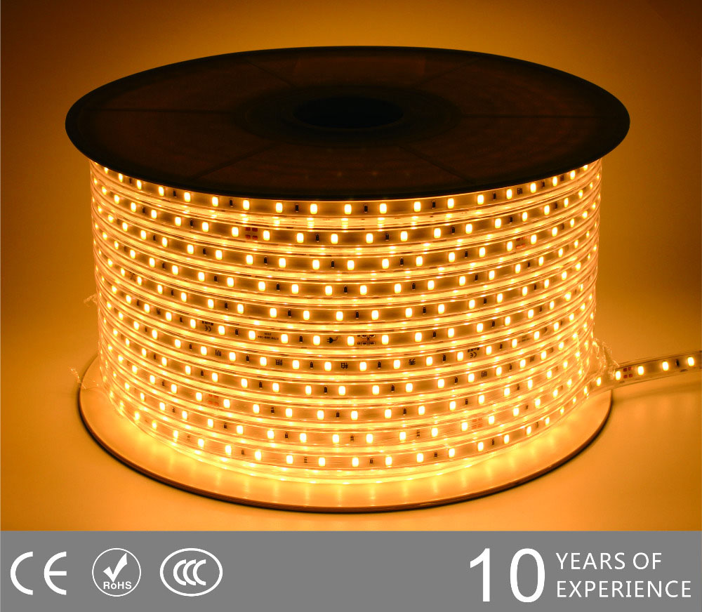 Guangdong vodio tvornicu,vodio vrpcu,110V AC Nema kabela SMD 5730 LED ROPE SVJETLO 1, 5730-smd-Nonwire-Led-Light-Strip-3000k, KARNAR INTERNATIONAL GROUP LTD