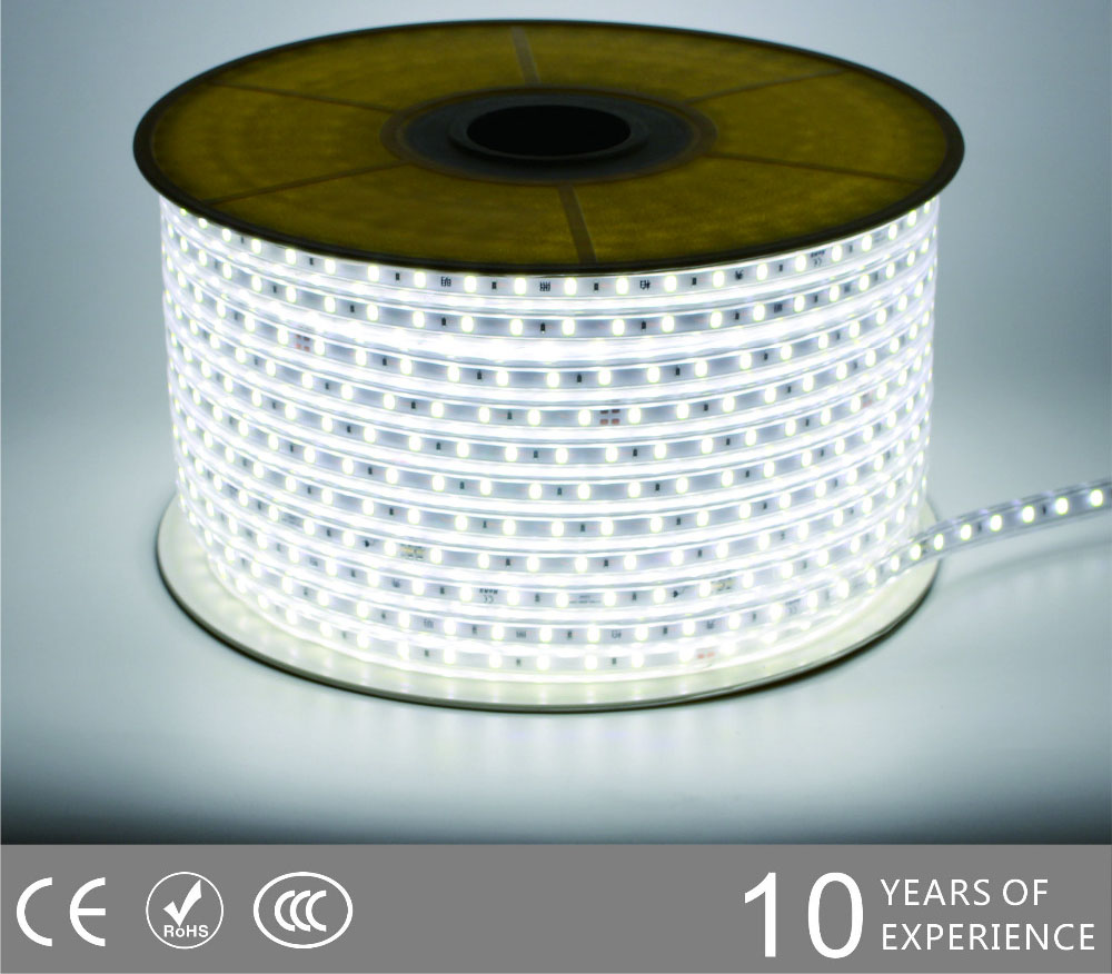 Guangdong led factory,led strip,240V AC No Wire SMD 5730 led strip light 2, 5730-smd-Nonwire-Led-Light-Strip-6500k, KARNAR INTERNATIONAL GROUP LTD