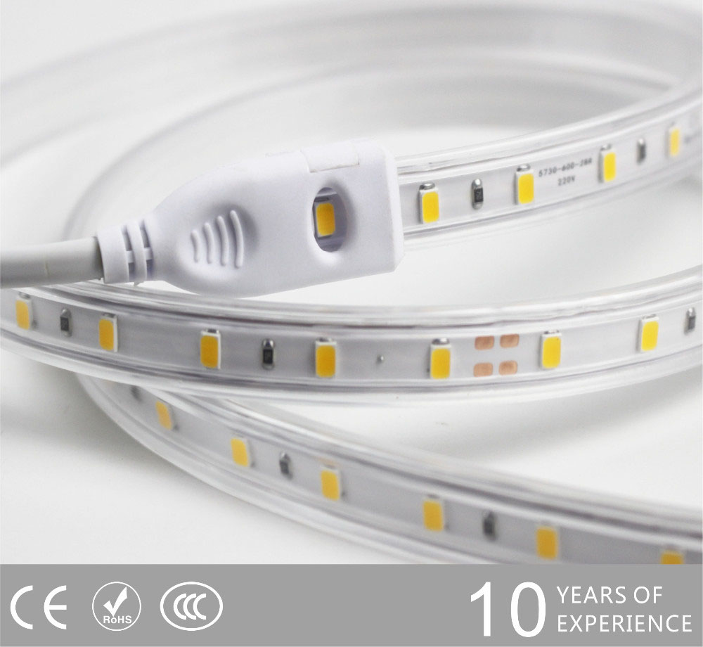 Guangdong led factory,flexible led strip,240V AC No Wire SMD 5730 LED ROPE LIGHT 4, s2, KARNAR INTERNATIONAL GROUP LTD