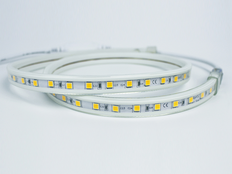 Guangdong led factory,led ribbon,110-240V AC SMD 2835 Led strip light 1, white_fpc, KARNAR INTERNATIONAL GROUP LTD