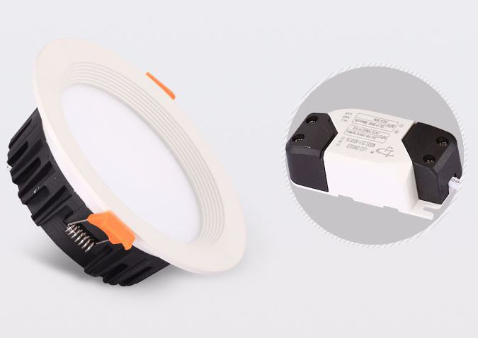 Guangdong vodio tvornicu,Svjetlo LED dolje,Kina 9w ušuljala je Led downlight 2, a2, KARNAR INTERNATIONAL GROUP LTD