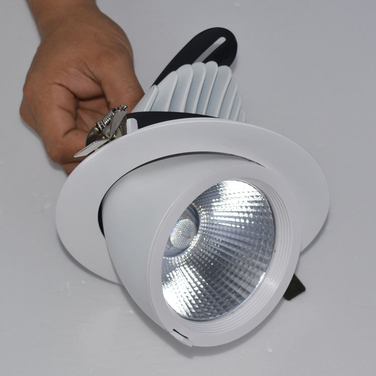 Guangdong led factory,LED down light,25w elephant trunk recessed Led downlight 2, e_1, KARNAR INTERNATIONAL GROUP LTD