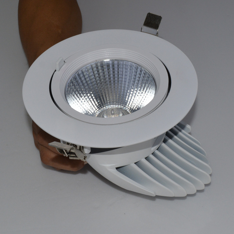 Guangdong led factory,led illumination,7w elephant trunk recessed Led downlight 3, e_2, KARNAR INTERNATIONAL GROUP LTD