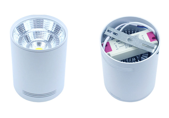 Guangdong led factory,down light,china 10w surface Led downlight 3, saf-3, KARNAR INTERNATIONAL GROUP LTD