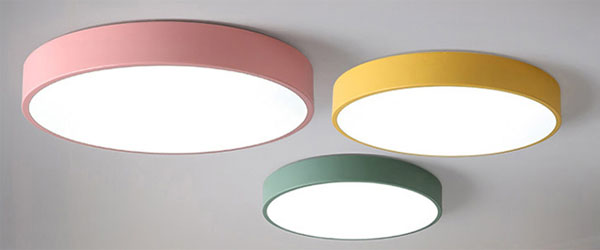 Guangdong led factory,Macarons color,48W Circular led ceiling light 1, style-4, KARNAR INTERNATIONAL GROUP LTD