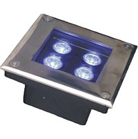 Guangdong vodio tvornicu,LED je zakopao svjetla,Product-List 1, 3x1w-150.150.60, KARNAR INTERNATIONAL GROUP LTD