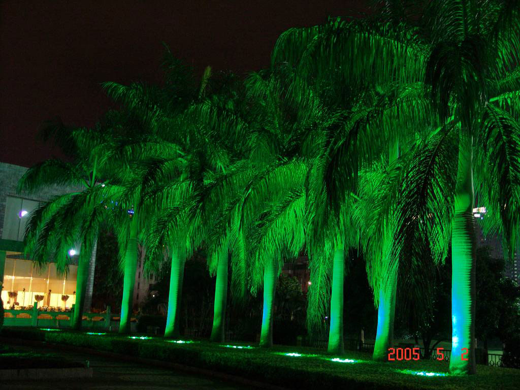 Guangdong led factory,LED corn light,12W Circular buried lights 8, Show2, KARNAR INTERNATIONAL GROUP LTD