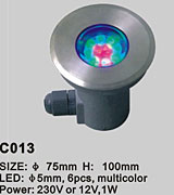 LED LIGHT POOL KARNAR INTERNATIONAL GROUP LTD